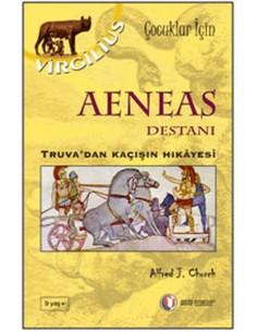 Odtü Yayınları 6. Ve 7. Sınıf Çocuklar için Aeneas Destanı