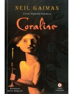 Odtü Yayınları 6. 7. ve 8. Sınıf Coraline Roman