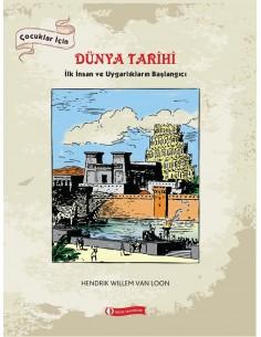 Odtü Yayınları 6. Ve 7. Sınıf Çocuklar için Dünya Tarihi