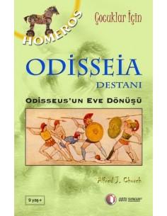 Odtü Yayınları 6. Ve 7. Sınıf Çocuklar için Odisseia Destanı