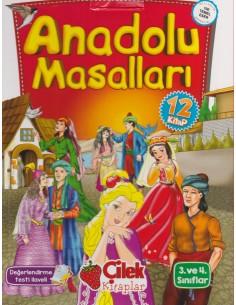 Çilek Kitaplar Anadolu Masalları