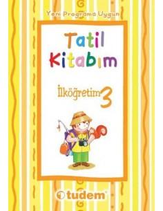 Tudem Yayınları 3.Sınıf Tatil Kitabı
