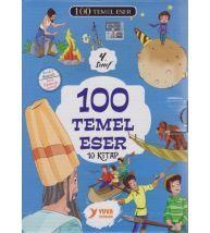 Yuva Yayınları 4.Sınıf 100 Temel Eser Hikaye Seti (10 Kitap)