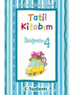 Tudem Yayınları İlkokul 4.Sınıf Yaz Tatil Kitabı