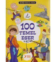 Yuva Yayınları 3.Sınıf 100 Temel Eser Hikaye Seti (10 Kitap)