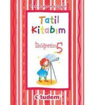 Tudem Yayınları 5.Sınıf Tatil Kitabı
