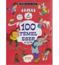 Yuva Yayınları 2.Sınıf 100 Temel Eser Hikaye Seti (10 Kitap)