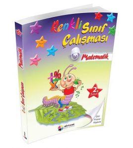 Dörtrenk Yayınları 2.Sınıf Matematik Renkli Sınıf Çalışması