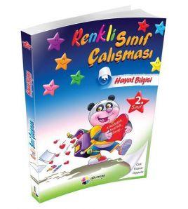 Dörtrenk Yayınları 2.Sınıf Hayat Bilgisi Renkli Sınıf Çalışması