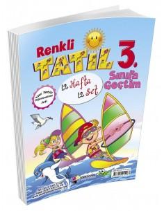 Dörtrenk Yayınları 2.Sınıf Yaz Tatil Kitabı
