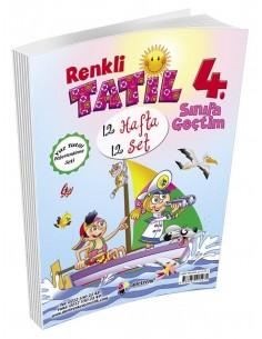 Dörtrenk Yayınları 3.Sınıf Yaz Tatil Kitabı