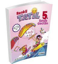 Dörtrenk Yayınları 4.Sınıf Yaz Tatil Kitabı