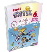 Dörtrenk Yayınları 5.Sınıf Yaz Tatil Kitabı