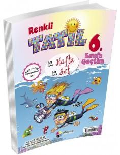Dörtrenk Yayınları Ortaokul 5.Sınıf Yaz Tatil Kitabı