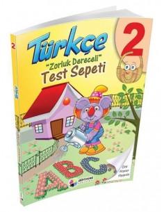 Dörtrenk Yayınları 2.Sınıf Türkçe Test Sepeti