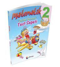 Dörtrenk Yayınları 2.Sınıf Matematik Test Sepeti