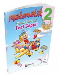 Dörtrenk Yayınları İlkokul 2.Sınıf Matematik Test Sepeti
