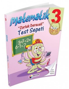 Dörtrenk Yayınları 3.Sınıf Matematik Test Sepeti