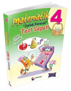 Dörtrenk Yayınları 4.Sınıf Matematik Test Sepeti