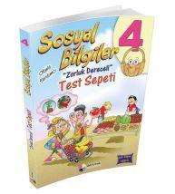 Dörtrenk Yayınları 4.Sınıf Sosyal Bilgiler Test Sepeti
