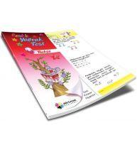 Dörtrenk Yayınları 2.Sınıf Türkçe Renkli Yaprak Test