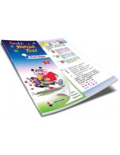 Dörtrenk Yayınları İlkokul 2.Sınıf Hayat Bilgisi Renkli Yaprak Test