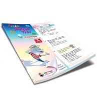 Dörtrenk Yayınları 3.Sınıf Hayat Bilgisi Renkli Yaprak Test