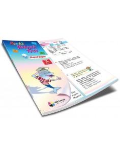 Dörtrenk Yayınları İlkokul 3.Sınıf Hayat Bilgisi Renkli Yaprak Test