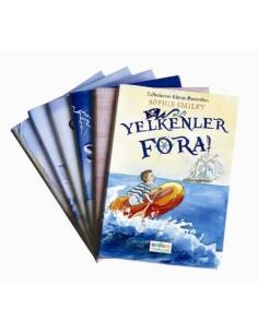 Erdem Yayınları İlkokul 3. ve 4. Sınıf Futbolsever Aile Hikaye Seti (6 Kitap)
