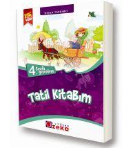 İşleyen Zeka Yayınları 3.Sınıf Tatil Kitabı