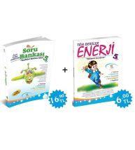5 Renk Yayınları 5.Sınıf Enerji Tatil Kitabı Seti