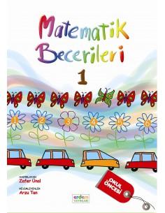 Erdem Yayınları Okul Öncesi Matematik Becerileri-1 Kavram Kitabı(48-60 Ay)