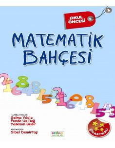 Erdem Yayınları Matematik Bahçesi (60 Ay ve Üstü)