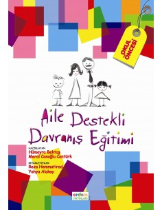 Erdem Yayınları Okul Öncesi Aile Destekli Davranış Eğitimi (60 Ay ve Üstü)