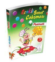 Dörtrenk Yayınları 1.Sınıf Matematik Renkli Sınıf Çalışması