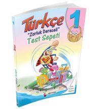 Dörtrenk Yayınları 1.Sınıf Türkçe Test Sepeti