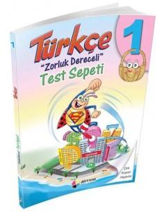 Dörtrenk Yayınları İlkokul 1.Sınıf Türkçe Test Sepeti