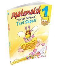 Dörtrenk Yayınları 1.Sınıf Matematik Test Sepeti