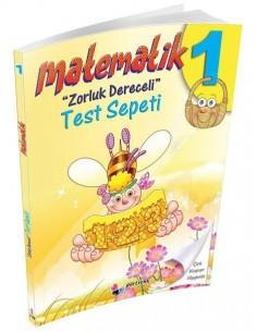 Dörtrenk Yayınları İlkokul 1.Sınıf Matematik Test Sepeti