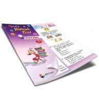 Dörtrenk Yayınları 1.Sınıf Hayat Bilgisi Renkli Yaprak Test
