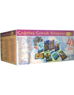 Özyürek Yayınları 4. ve 5. Sınıflar İçin Çağdaş Çocuk Klasikleri -2 (40 Kitap)