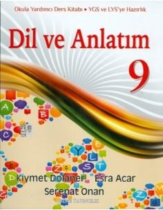 Palme Yayınları Lise 9.Sınıf Dil ve Anlatım Konu Anlatımlı Kitabı