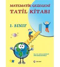 Odtü Yayınları 1.Sınıf Matematik Gezegeninde Tatil Kitabı