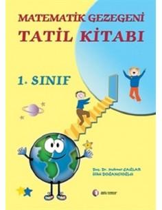 ODTÜ Yayınları İlkokul 1.Sınıf Matematik Gezegeni Tatil Kitabı