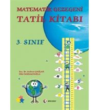 Odtü Yayınları 3.Sınıf Matematik Gezegeninde Tatil Kitabı