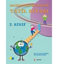 Odtü Yayınları 2.Sınıf Matematik Gezegeninde Tatil Kitabı