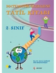 ODTÜ Yayınları İlkokul 2.Sınıf Matematik Gezegeni Tatil Kitabı