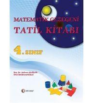 Odtü Yayınları 4.Sınıf Matematik Gezegeninde Tatil Kitabı
