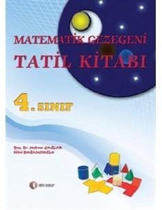 ODTÜ Yayınları İlkokul 4.Sınıf Matematik Gezegeni Tatil Kitabı