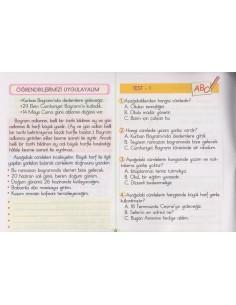 Arkadaş Yayınları 1.Sınıf Tatil Seti(2.Sınıfa Geçenlere)